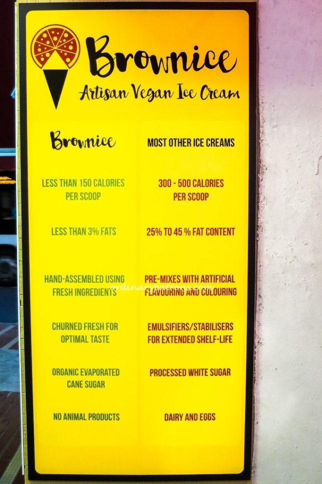 Brownice Italian Vegan Ice Cream East Coast