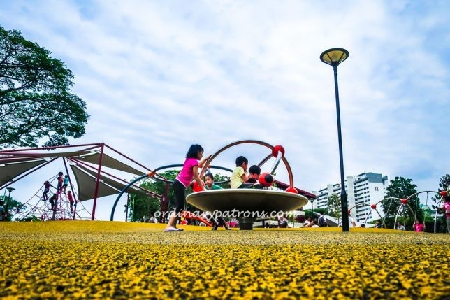 Children's Playground at Marine Cove ECP