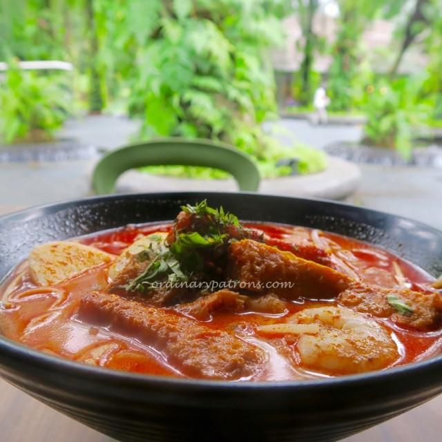 Casa Verde Singapore Restaurant Laksa - 1