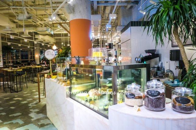 Plentyfull Millenia Walk - a Restaurant with no GST