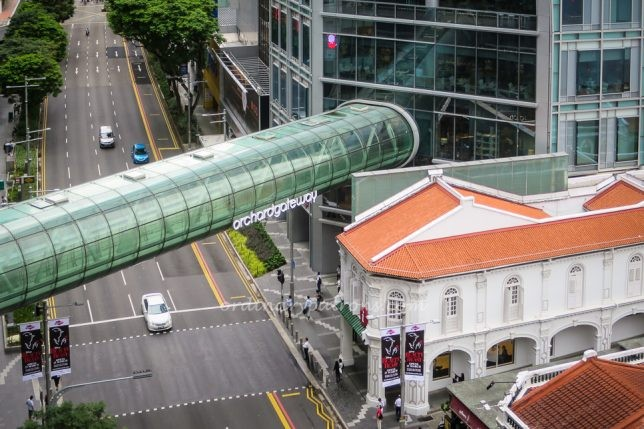 Cafes that Open Early in Orchard Road