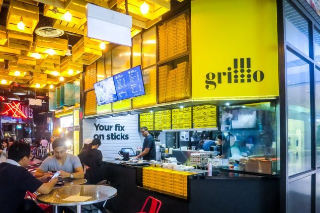 Pasabella Suntec City - Food Hall