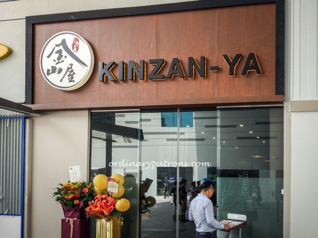 Kinzan-Ya at 18 Tai Seng