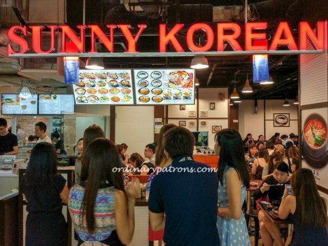 Sunny Korean Cuisine at Tai Seng
