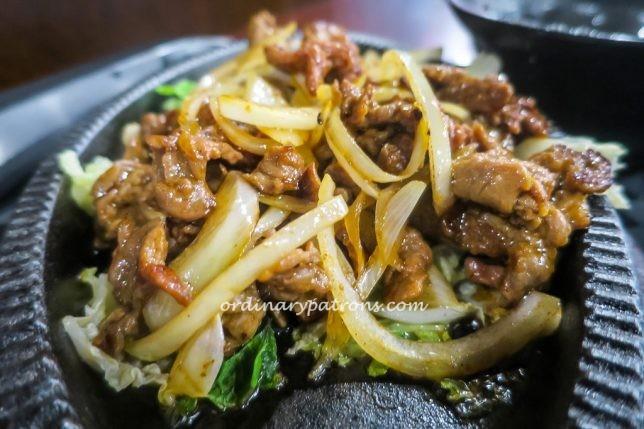 Sunny Korean Cuisine at 18 Tai Seng