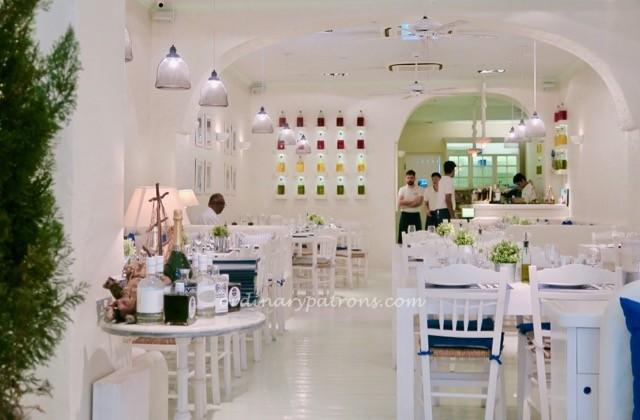 ALATI - romantic restaurant