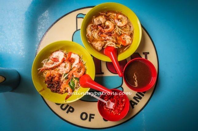 Jalan Sultan Prawn Mee & Pork Ribs Noodles