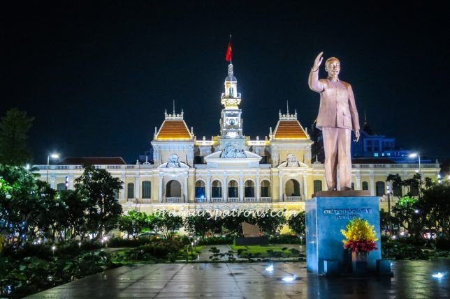 Restaurants & Cafes in Ho Chi Minh City