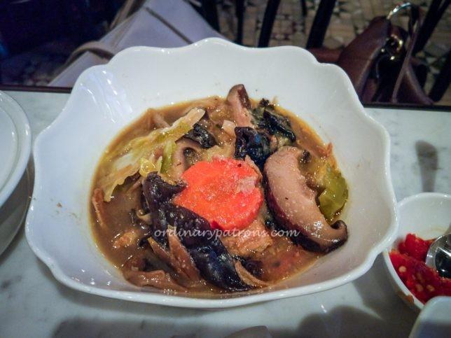 Violet Oon Satay Bar Singapore