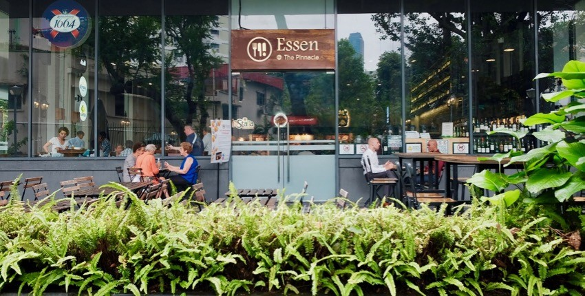 Coolest Food Courts in Singapore