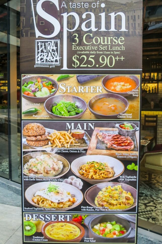 Pura Brasa at Tanjong Pagar Centre