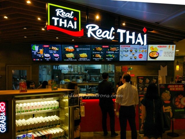 Real Thai at TPC