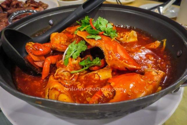 Roland Restaurant Chilli Crab