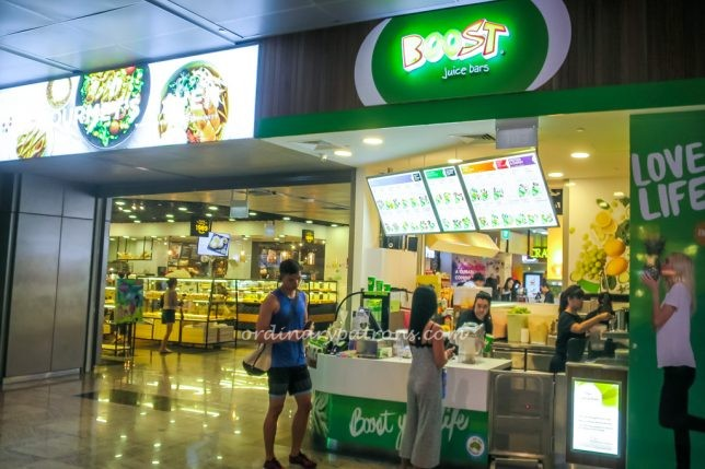 Eateries at Tanjong Pagar Centre