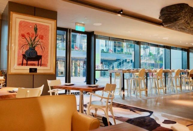 Akira Back Singapore South Beach