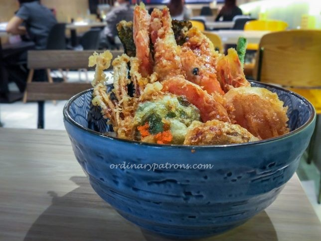 Kogane Yama premium tendon bowls