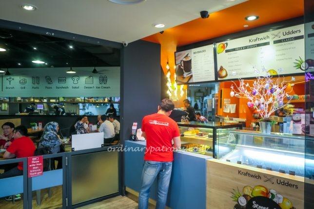 Our Tampines Hub Restaurants & Cafes