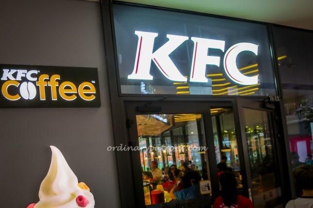 KFC Our Tampines Hub