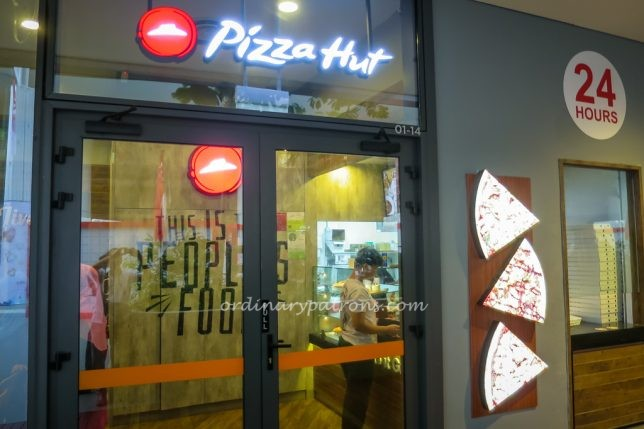 Pizza Hut Our Tampines Hub