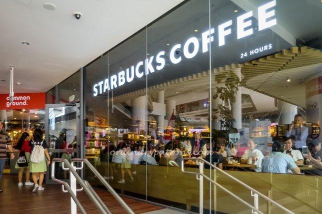 Starbucks Coffee at Our Tampines Hub