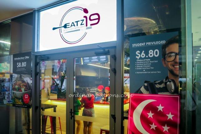 eatz 19 @ Our Tampines Hub