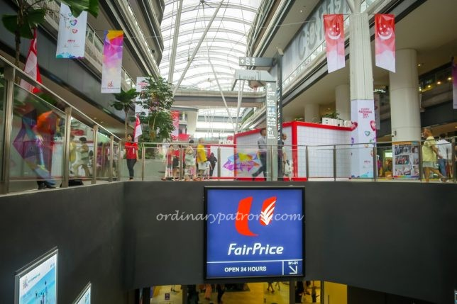 NTUC Fairprice Our Tampines Hub