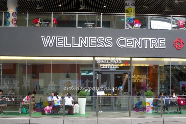 Wellness Centre at Our Tampines Hub