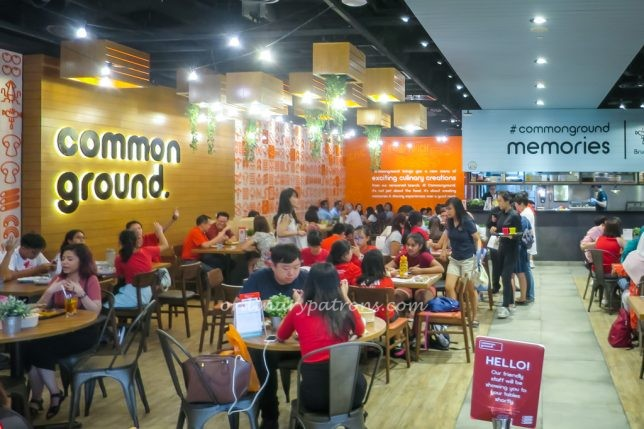 Commonground @ Our Tampines Hub