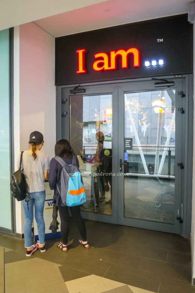 Our Tampines Hub Restaurant - I Am