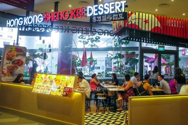 Hong Kong Sheng Kee Dessert @ OTH