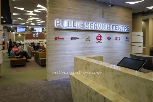Public Service Centre OTH