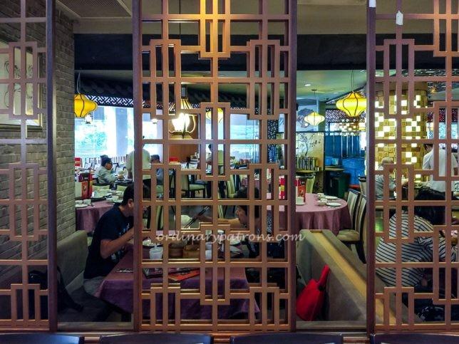 Chinatown Restaurant Chinatown Point 2017