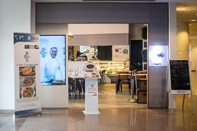 Chef Wan's Kitchen Esplanade