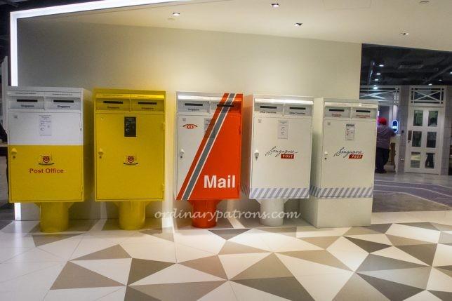 General Post Office - SingPost Centre at Paya Lebar