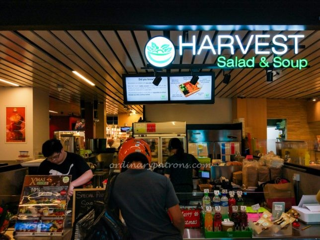 Harvest SingPost
