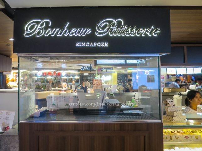 Bonheur Patisserie Raffles City