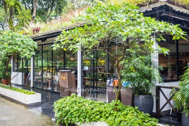 Canopy Garden Dining & Bar   Bishan-Ang Mo Kio Park