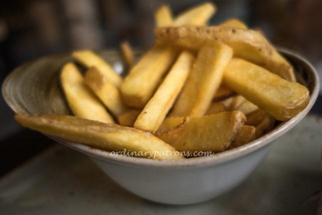 Fries glück German Burgergrill