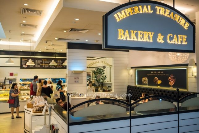 Imperial Treasure Bakery & Cafe