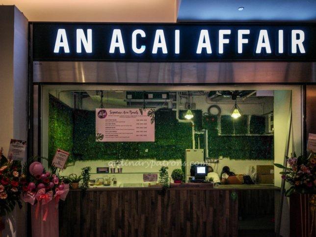 Duo Gallery An Acai Affair