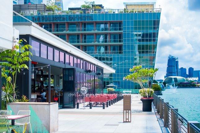 Caffe Fernet by Marina Bay