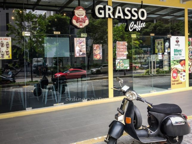 Grasso Coffee at The Commerze @ Irving