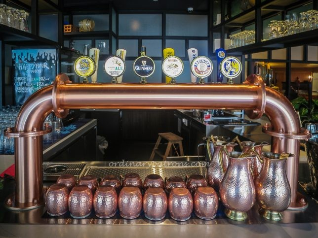 The Stamford Brasserie Crafts Beers