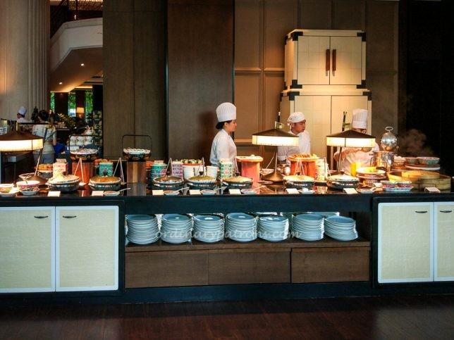 Shangri-La Peranakan Buffet Lunch atThe Lobby Lounge