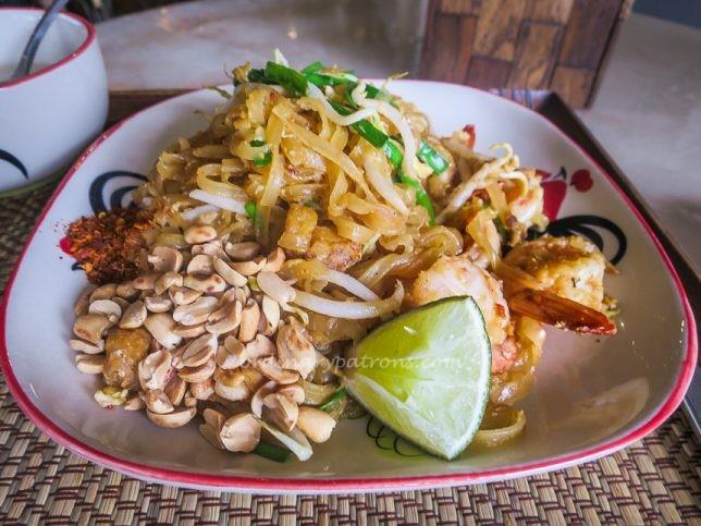 Little Elephant Thai Bistro Pad Thai