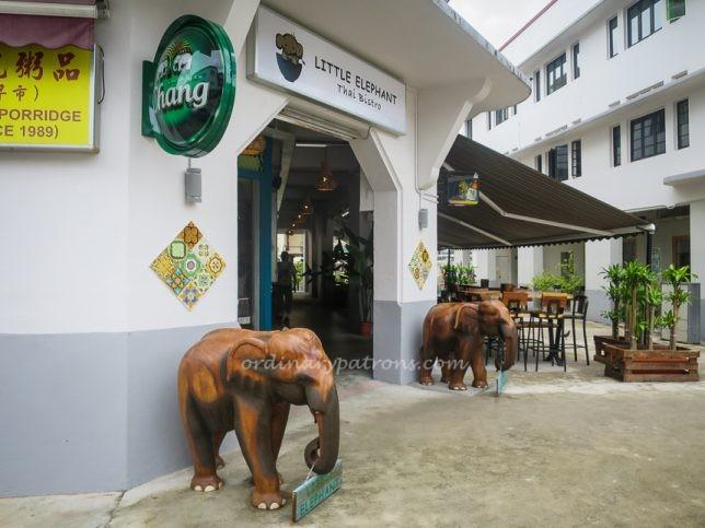 Little Elephant Thai Bistro