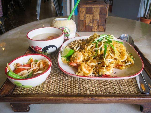 Little Elephant Thai Bistro Set Lunch