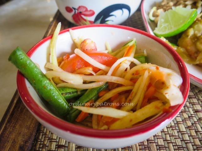 Set Lunch in Little Elephant Thai Bistro