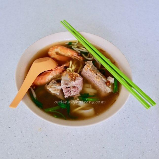 Best Prawn Noodles in Singapore