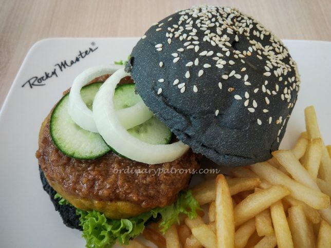 Rocky Master Burger